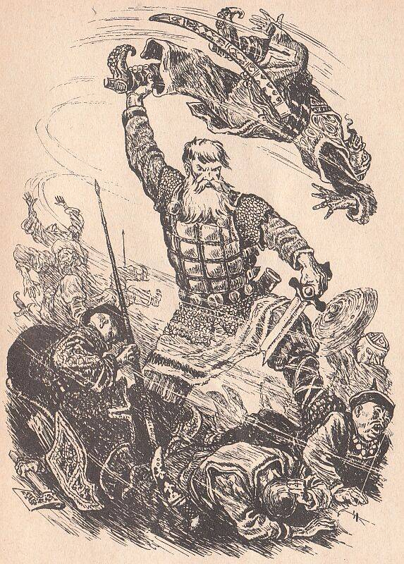рисунок к былине ильины три поездочки рисунок нарисовать